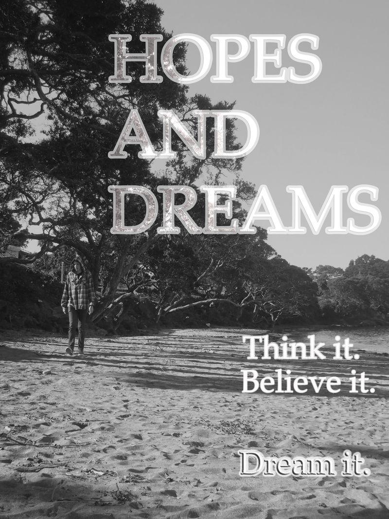 hopes dreams future-essay